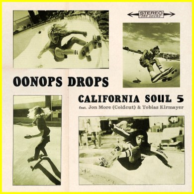 Photo of Oonops Drops – California Soul 5