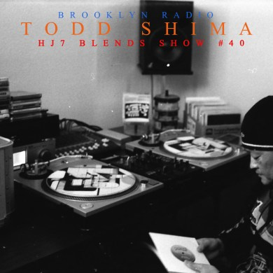 Photo of HJ7 Blends #40 – Todd Shima