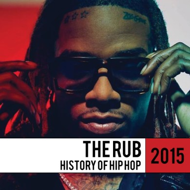 Photo of Hip-Hop History 2015 Mix