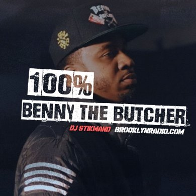 Photo of 100% Benny The Butcher