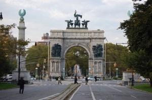 The Civil War Memorial, Grand Army Plaza