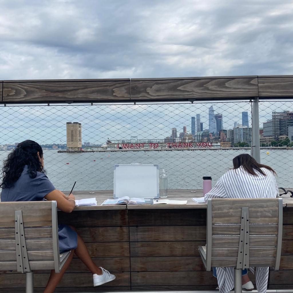 Pier 26 at Hudson River Park