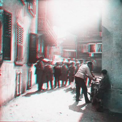 """Box01S10 - """"Excursion avec les américains Salvan Suisse 1929"""""""