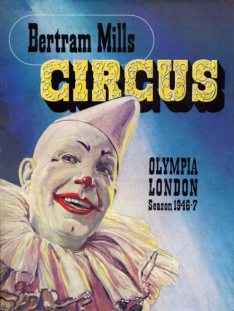 Bertram_Mills_Olympia_1946