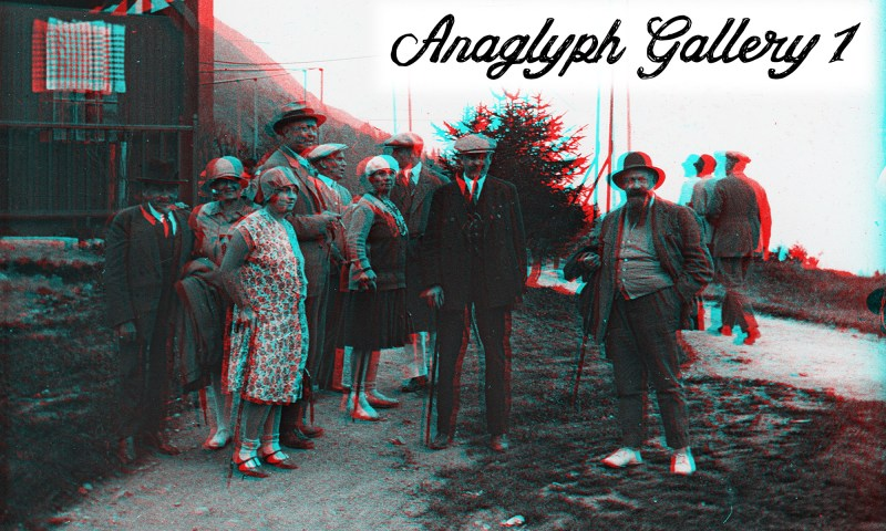 Anaglyph Gallery 1