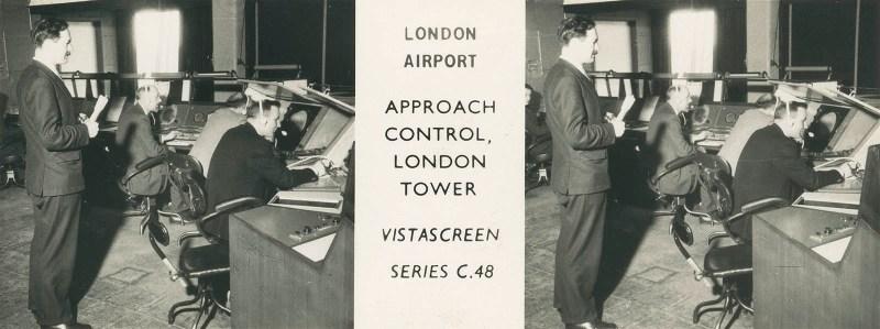 Heathrow Approach Control, London Tower
