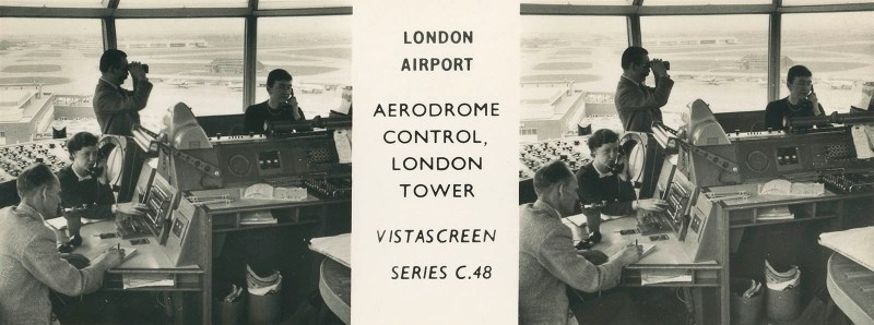 Heathrow Aerodrome Control, London Tower