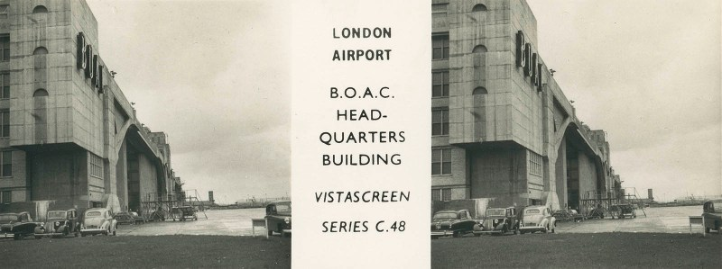 Heathrow - B.O.A.C. Headquarters Building