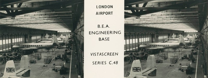 Heathrow - B.E.A. Engineering Base