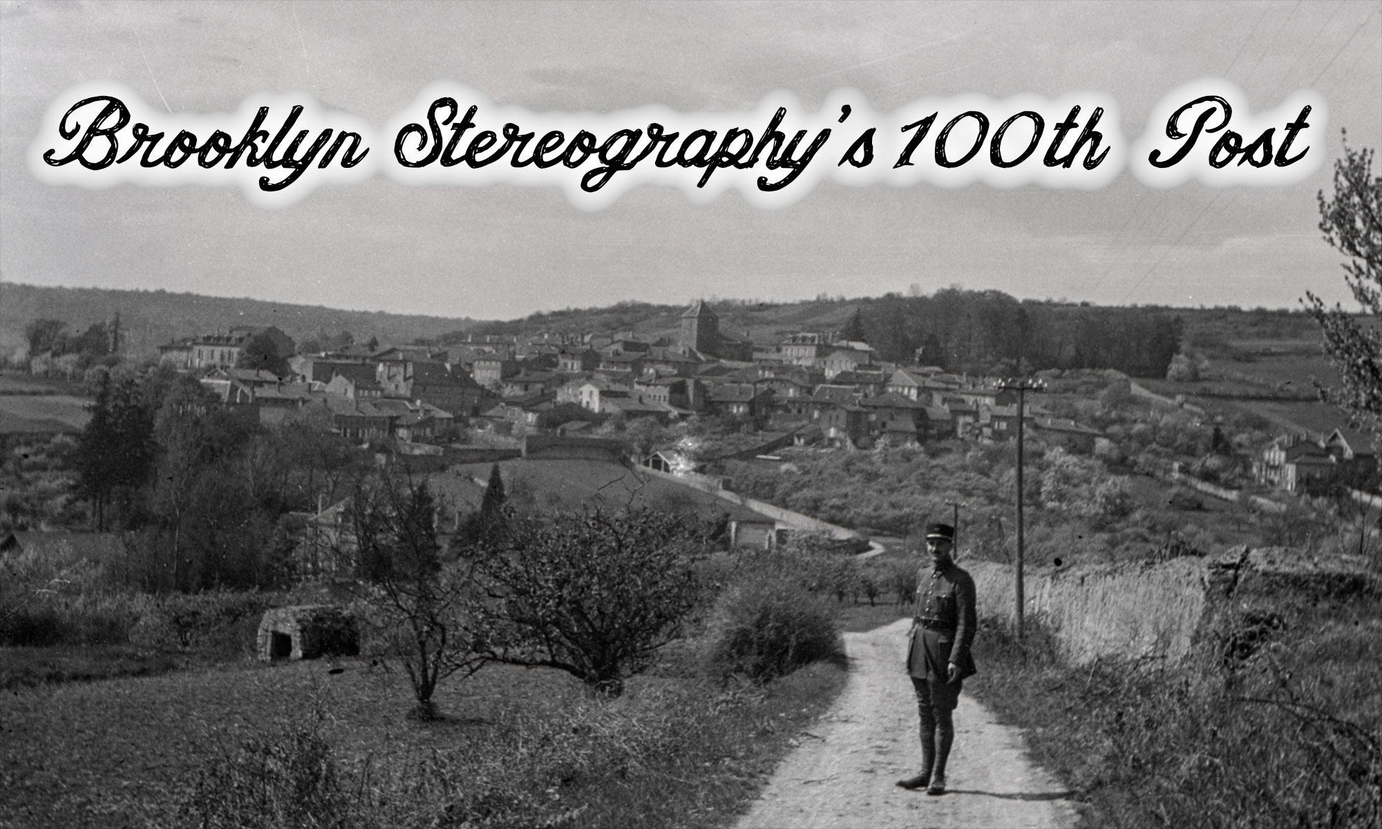 Brooklyn Stereography Turns 100… with News, Updates, Stats – and 3D!