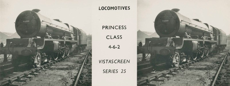 "VistaScreen Series 25 ""Locomotives"" - ""Princess Class 4-6-2"""