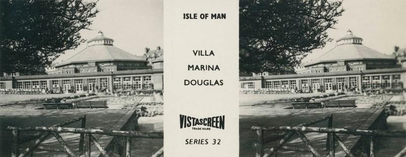 Vistascreen Series 32 The Isle of Man (Ellan Vannin) - Villa Marina Douglas