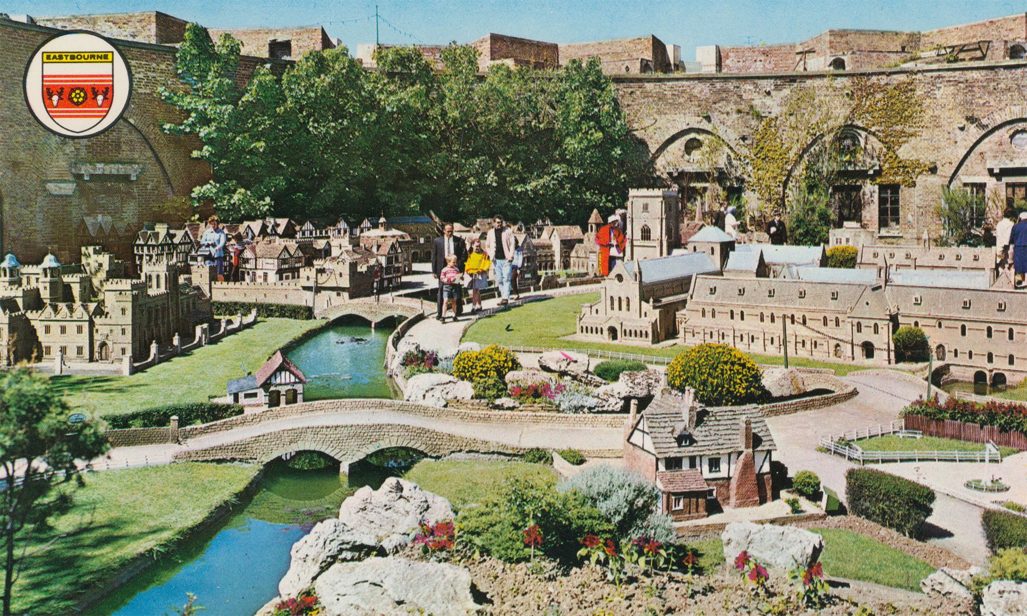 Eastbourne Model Village: Benjamin White's Masterwork in 3D