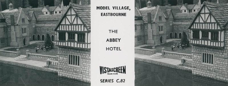 Eastbourne Model Village in VistaScreen 3D