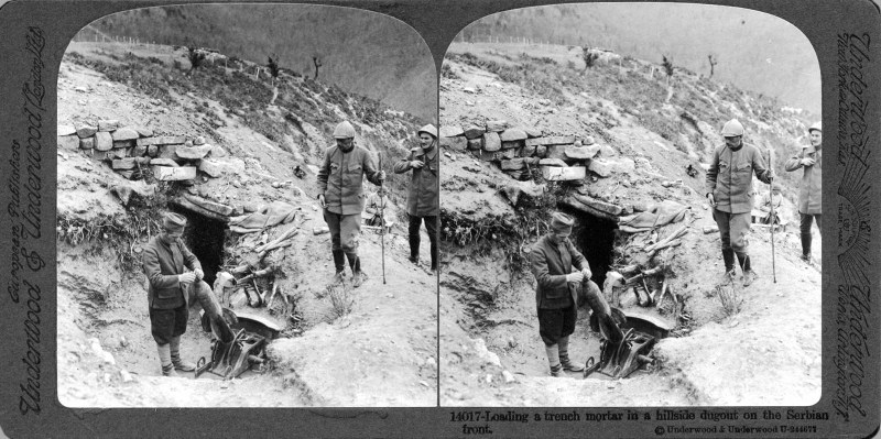 Remembrance Day 2020: The Serbian Army