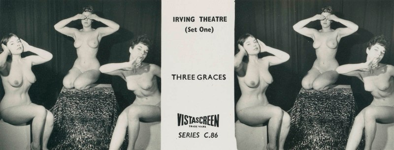 "VistaScreen Series C.86 ""The Irving Theatre (Set One)"""