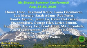 Mount Shasta Live Event