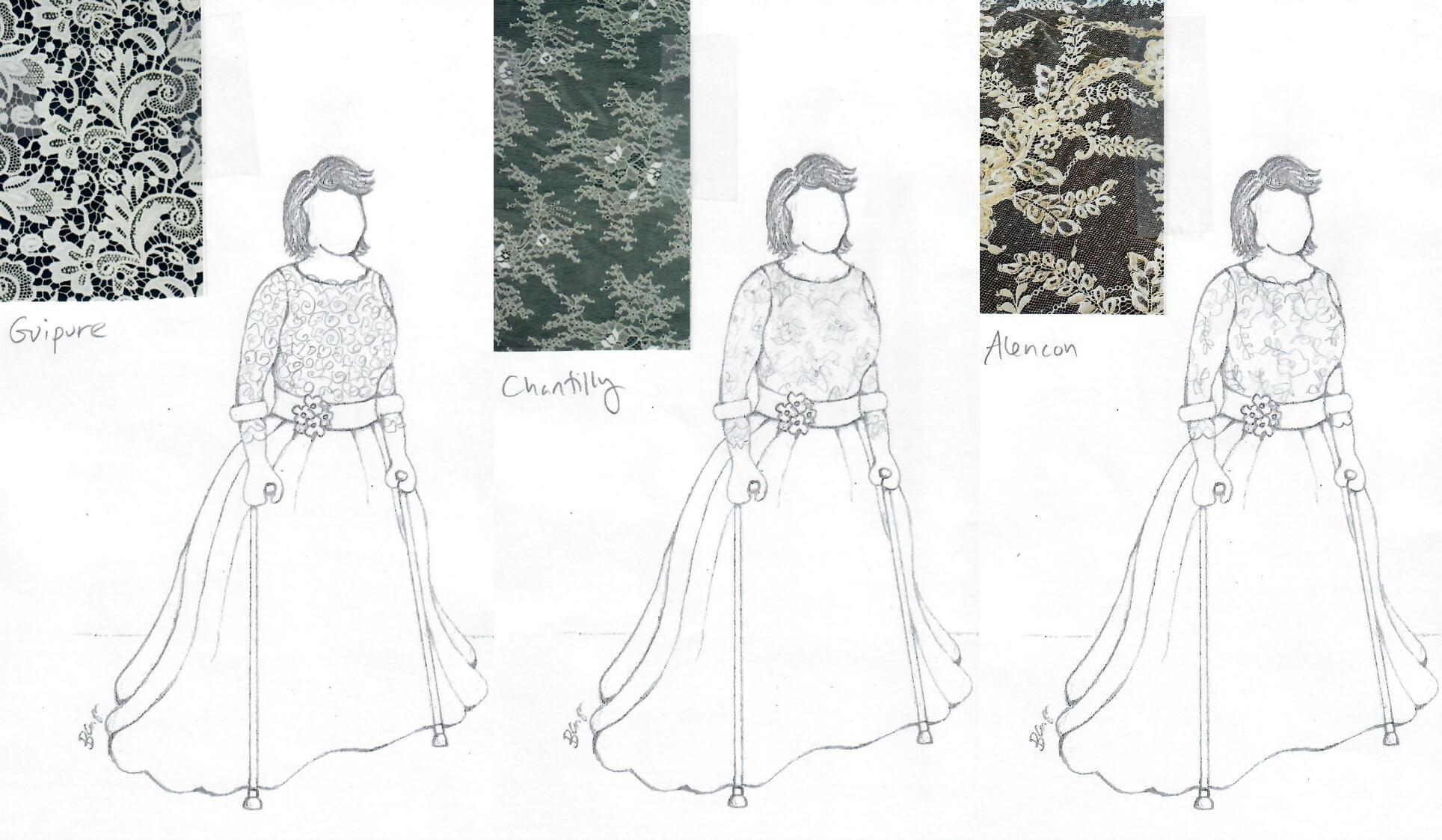 Choosing And Prepping Deborah S Fabrics