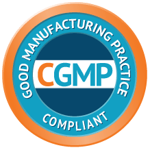 BAL is CGMP Compliant!