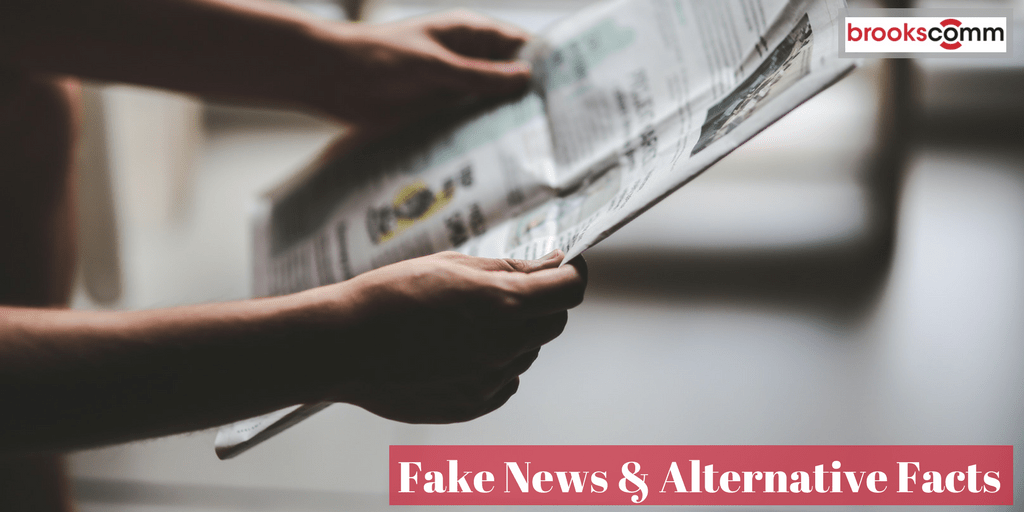 Fake News & Alternative Facts- Can PR Survive in a Post Trusth World-