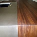 Standard Plank Waterfall Edge Countertops