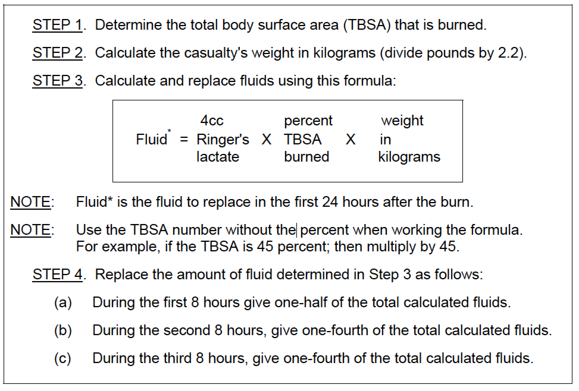 3 21 Calculate Fluid Amount