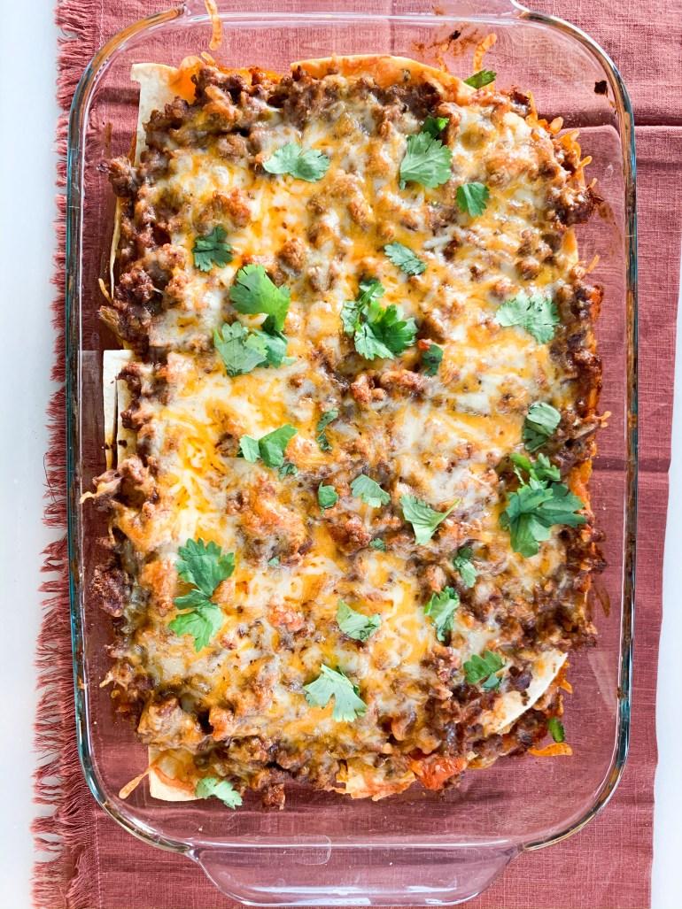 taco-lasagna