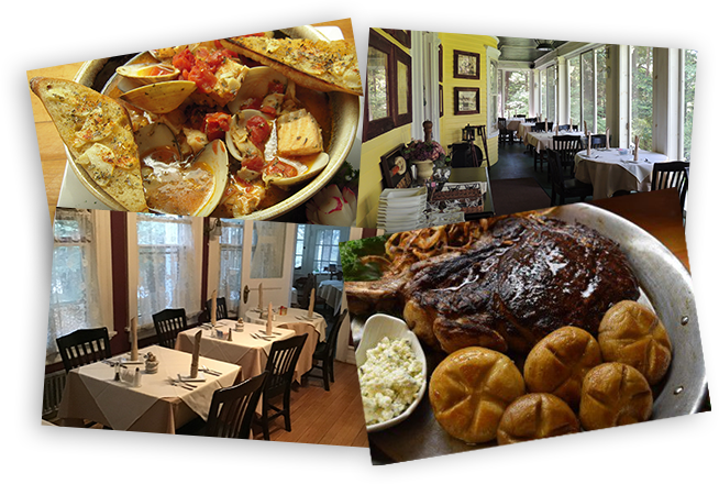 Restaurant | Brookview Manor,INN, Pocono Mountains,=