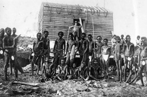 Group of Aboriginal people