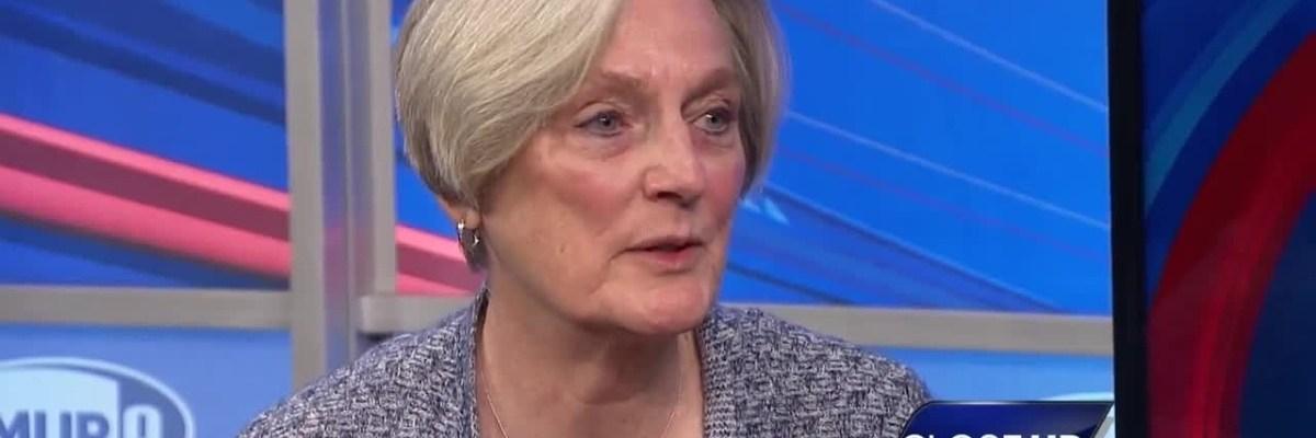 New Hampshire Democrat Edith Desmarais