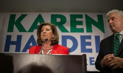Karen Handel is a Bigot. Karen Handel