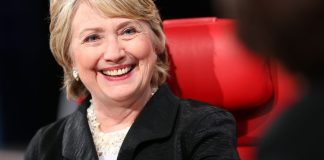 Hillary Clinton at Recode Convention