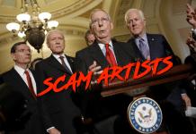 GOP Tax Scam