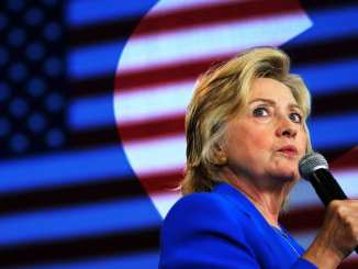 Hillary Clinton responds