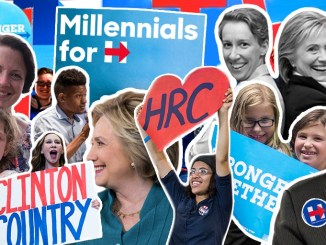Millennials for Hillary Clinton