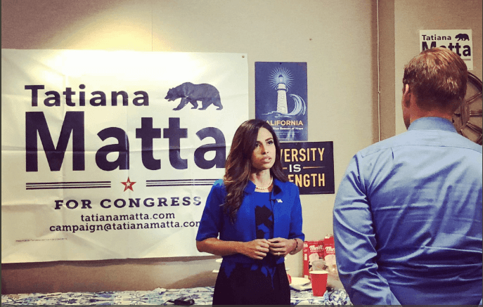 GOP Leader Kevin McCarthy Has a Big Problem. Meet Tatiana Matta.