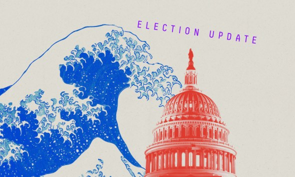 2018 Midterm Elections Are Definite Blue Wave