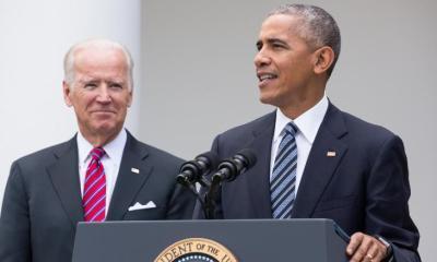 Obama endorses Joe Biden