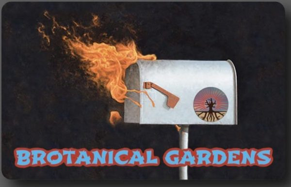 Ethos & Brotanical Gardens - Sticker Pack