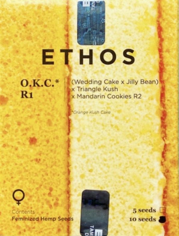 Ethos - Orange Kush Cake R1 (O.K.C)