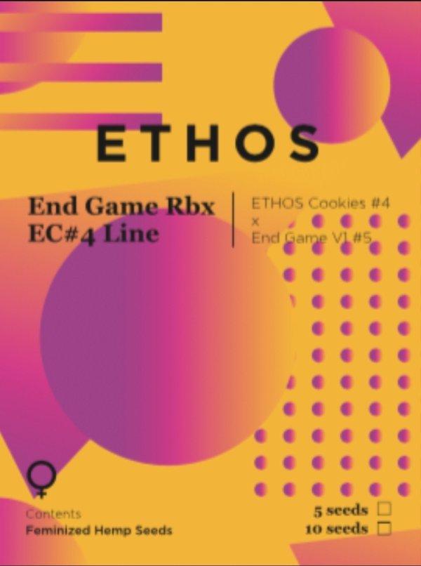 "Ethos - End Game Rbx ""EC #4 Line"""