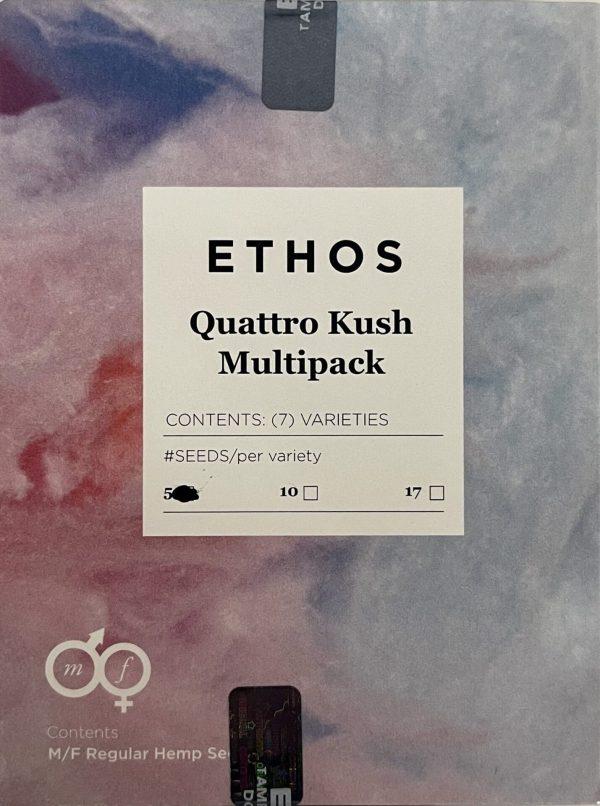 Ethos - Quattro Kush Multipack