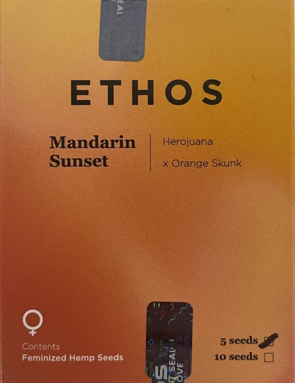 Ethos - Mandarin Sunset