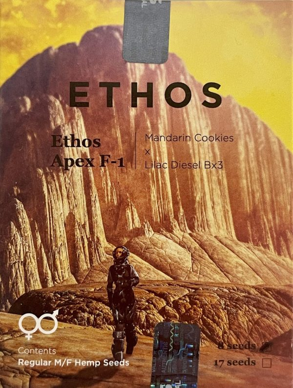 Ethos - Ethos Apex F1