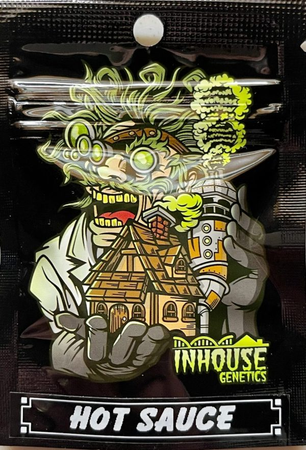 In House Genetics - Hot Sauce