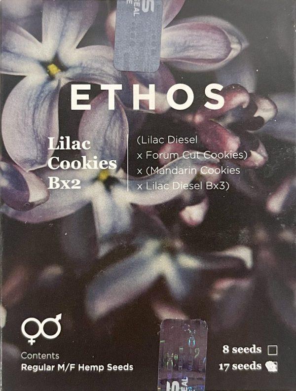 Ethos - Lilac Cookies Bx2