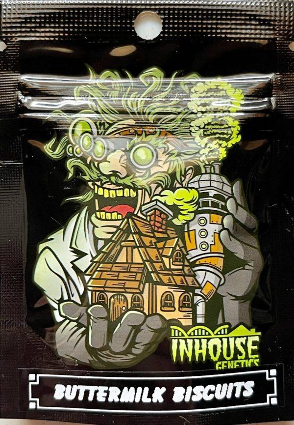 In House Genetics - Buttermilk Biscuits