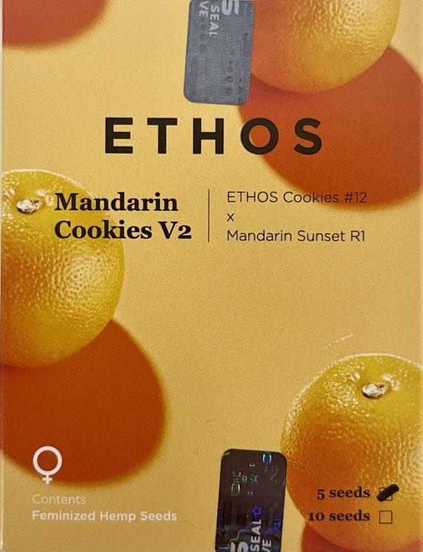 Ethos - Mandarin Cookies V2