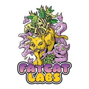 Fat Cat Labs – Purple Flamingo