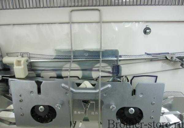 Двухфантурная вязальная машина Brother KH940/840 + Подарок